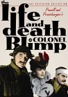 The Life and Death of Colonel Blimp cover